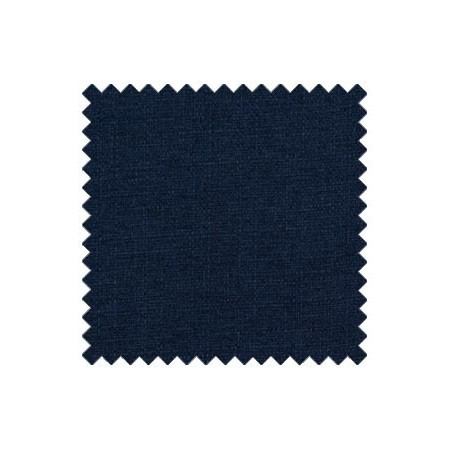 Textured Weave Indigo Swatch