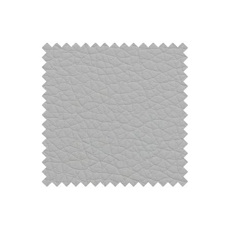 Faux Leather White Swatch