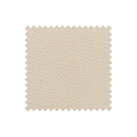 Faux Leather Cream Swatch