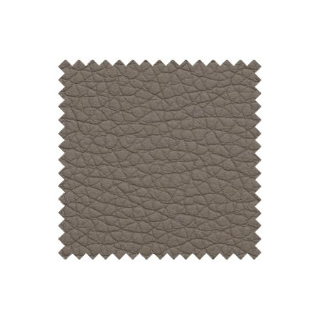 Faux Leather Taupe Swatch