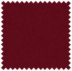 Faux Wool Ruby