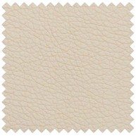 Faux Leather Cream