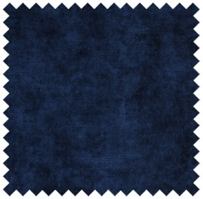 Crushed Velvet Delft Blue