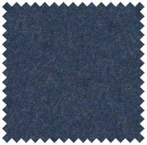 Wool Plain Blue