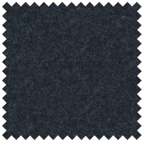 Wool Plain Cobalt