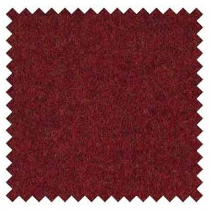 Wool Plain Pomegranate