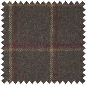 Wool Check Heather