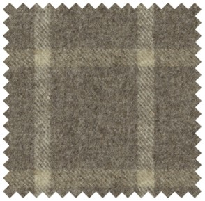 Wool Check Hessian
